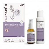 Aromapoux : spray anti-poux BIO + shampoing et peigne