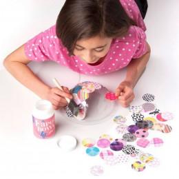 Bricolage - bols en papier - à partir de 8 ans