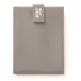 Pochette sandwich réutilisable Boc'n'Roll - Active Grey