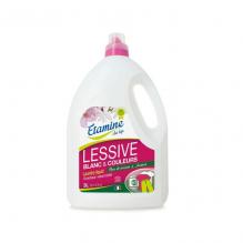 Lessive liquide Blanc et couleurs - cerisier jasmin - 3 l