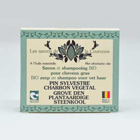 Savon Pin sylvestre / charbon végétal 100 g
