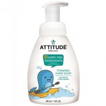 Tout-petits : savon mousse mains - Nectar de poire - 295 ml