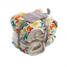Couche lavable taille unique - Kit de départ - 4 à 16 kg