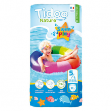Culotte maillot de bain eco jetable - 12 à 18 kg