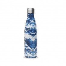 Bouteille nomade isotherme - 500 ml - Ocean deep
