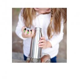 Gourde isotherme en inox - La gloup - 350 ml