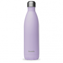 Bouteille nomade isotherme 750 ml - Lilas pastel