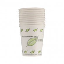 Gobelets compostables  - Lot de 10