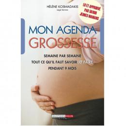 Mon agenda grossesse Hélène Kosmadakis