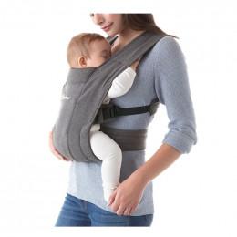 Porte-bébé Baby Carrier New born + Embrace - Heather Grey