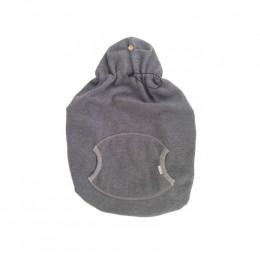 Couverture de portage Igloo en laine foulée - Anthracite