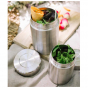Lunch Box isotherme - 340 ml - Inox