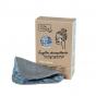 7 lingettes démaquillantes lavables - Coton Bio - Mer