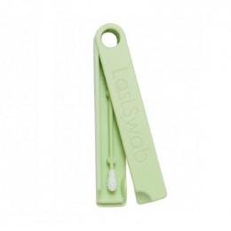 LastSwab - Coton tige lavable et réutilisable - Vert d'eau