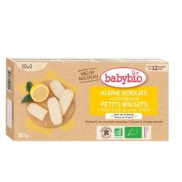 Petits biscuits - Citron - à partir de 12 mois°