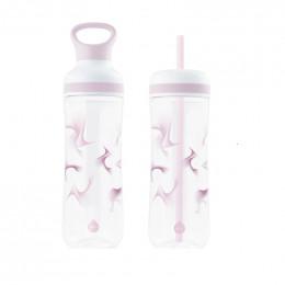 Gourde 2 en 1 sans BPA - 800 ml - Bounce