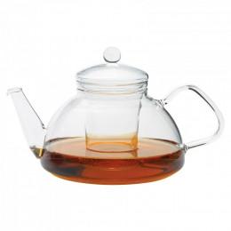 Théière et filtre en verre - 1,2 litre