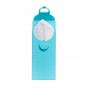 LastTissue - Paquet de mouchoirs lavables en coton - Turquoise