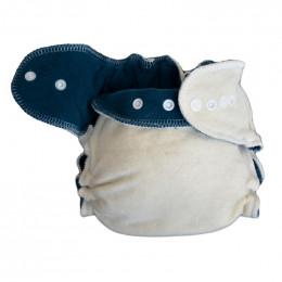 Couche évolutive Nuit - Chanvre et coton Bio - 4 à12 kg