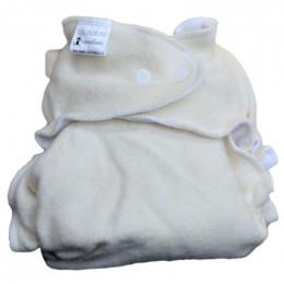 Couche évolutive XL Nuit - Chanvre et coton Bio - 12 à20 kg