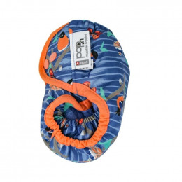 Culotte de protection pour couches lavables - Taille unique pression - Garden
