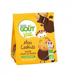 Mini Cookidz - Vanille nappés au chocolat - 115 g