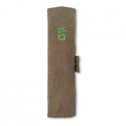 Pochette de couverts en bambou - Olive