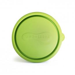 Couvercle pour boîte ronde 475 ml - 12 cm de diamètre - Lime