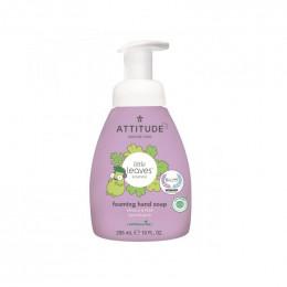 Tout-petits : savon mousse mains - Vanille poire - 295 ml