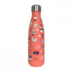 Gourde bouteille en inox - Cozy - 500 ml