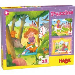 Puzzles Princesse Valérie