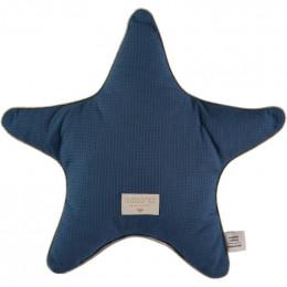 Coussin étoile Aristote - Night blue