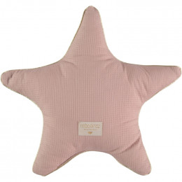 Coussin étoile Aristote - Misty pink