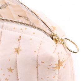 Trousse de toilette Travel - Gold stella & Dream pink