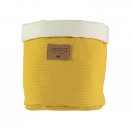 Panier en coton Tango - Farniente yellow - medium