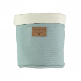 Panier en coton Tango - Riviera blue - medium
