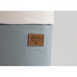 Panier en coton Tango - Riviera blue - small