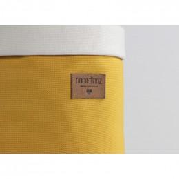 Panier en coton Tango - Farniente yellow - small