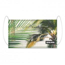 Masque buccal en coton bio - Palm Beach