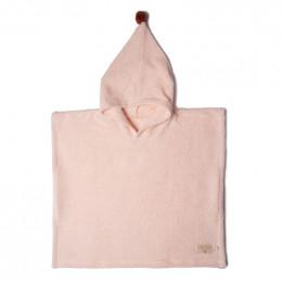 Poncho de bain So Cute - Pink