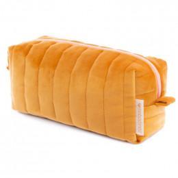 Trousse de toilette Savanna velvet - Farniente yellow