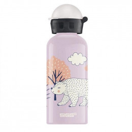 Gourde en aluminium - 400 ml - Bearly