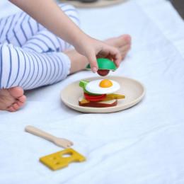 Jeu imitation cuisine - Petit déjeuner