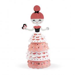 5 figurines Paper toys - à partir de 6 ans