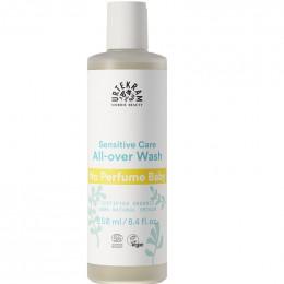 Gel lavant corps et cheveux bébé sans parfum BIO 250 ml