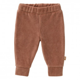 Pantalon bébé en velours - Tawny brown