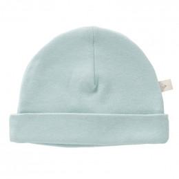 Bonnet bébé uni ether blue