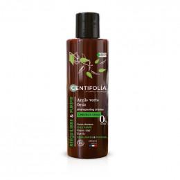 Shampooing crème Bio - Cheveux gras - 200 ml