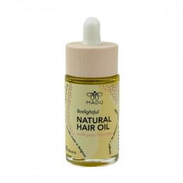 Huile naturelle pour cheveux - Beelightful - 30 ml