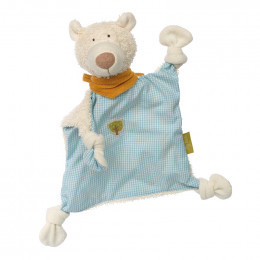 Doudou Nature - Ours blanc
